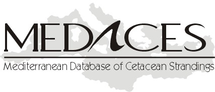 Mediterranean Database of Cetacean Strandings